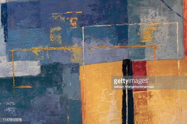 hand painted abstract background - ええじゃないか 発祥の地 ストックフォトと画像