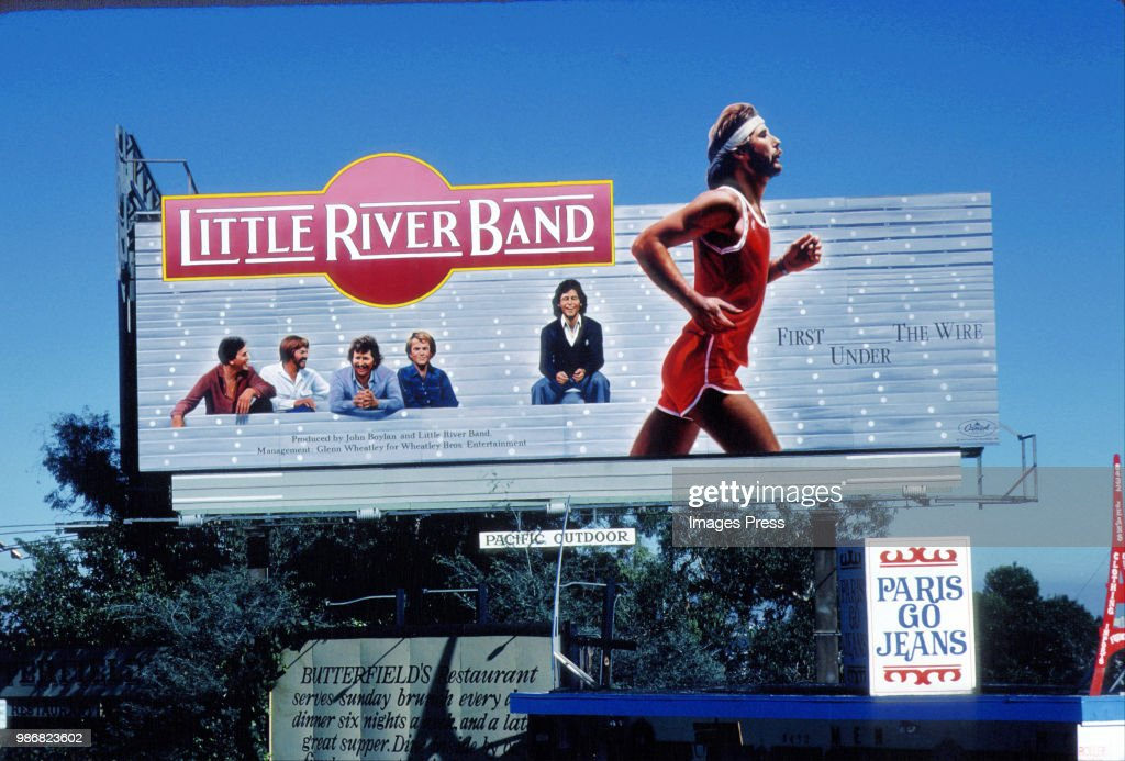 Hand Painted Billboards Pictures | Getty Images