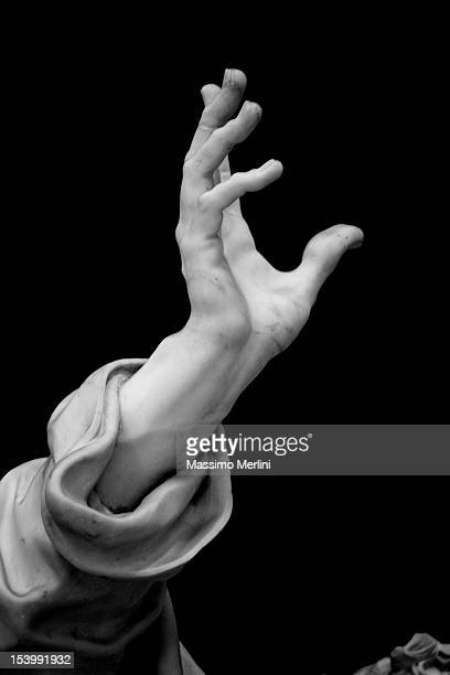 hand - sculpture stock pictures, royalty-free photos & images