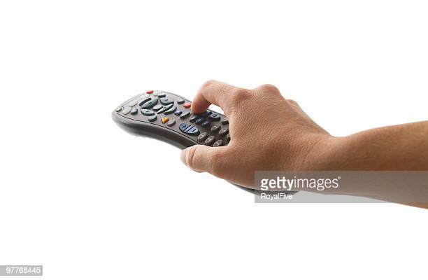 Hand Pointing Remote