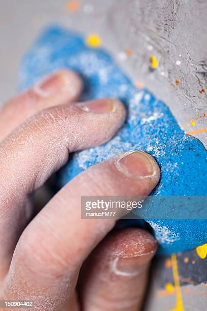 hand halten, zu Klettern