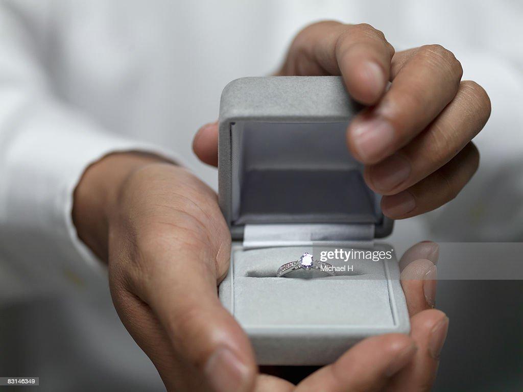 Предложение выйти замуж открытка