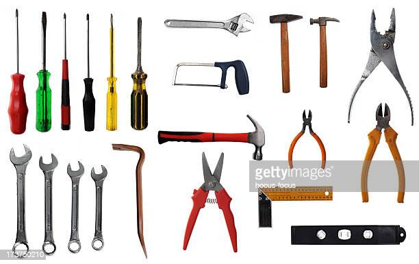 hand tools - screwdriver stock pictures, royalty-free photos & images