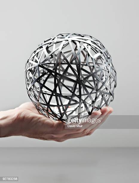 hand wire ball