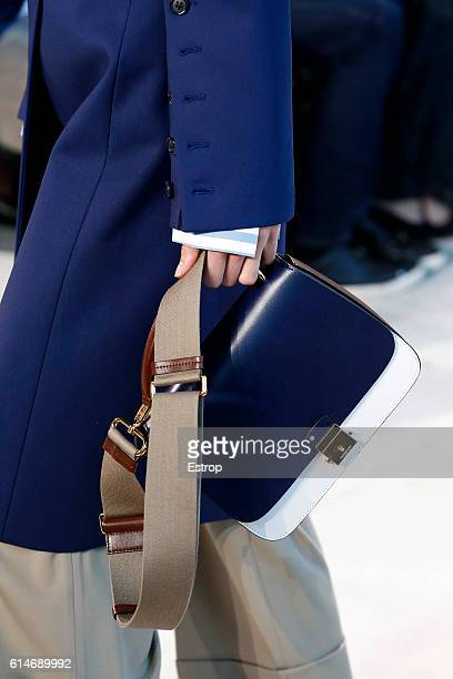 Handbag detail at the Michael Kors show at Spring Studios on September 14 2016 in New York City