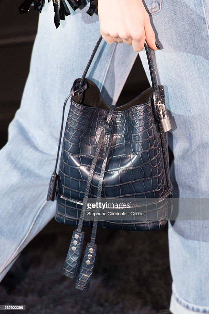 France - Louis Vuitton - Paris Fashion Week Womenswear Spring/Summer 2014