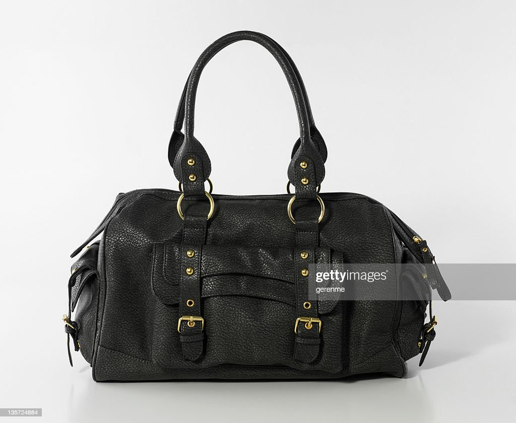 handbag on white : Stock Photo