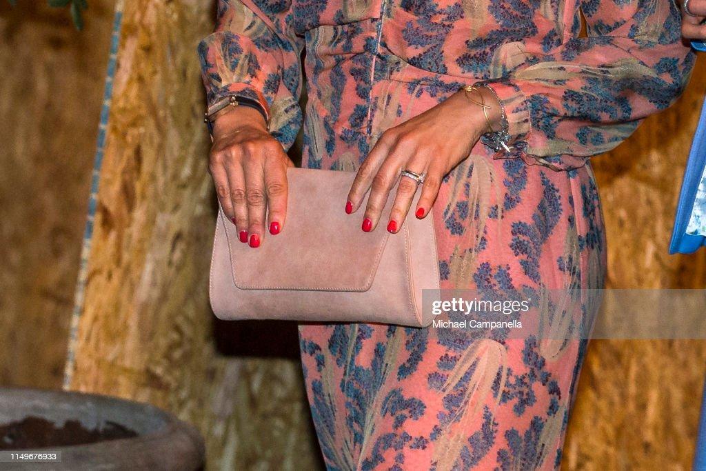 Handbag Worn By Crown Princess Victoria