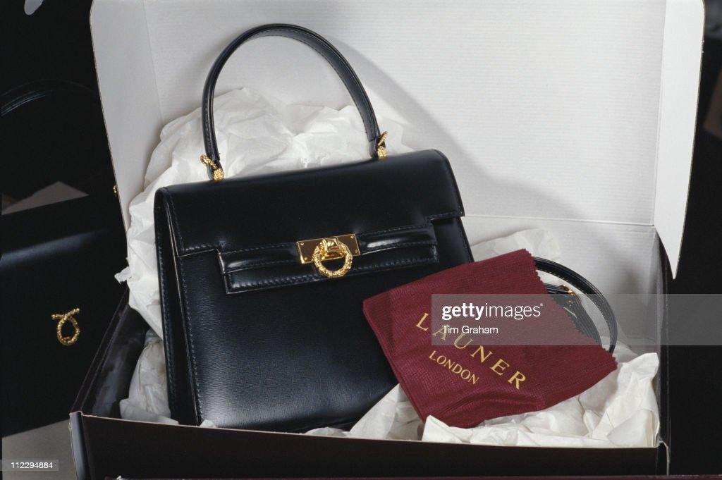 Launer Handbags : News Photo