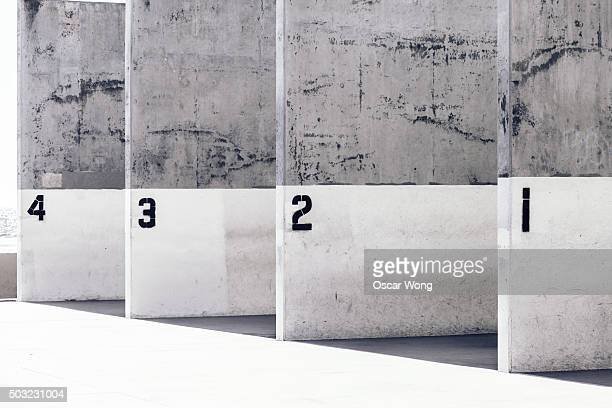 handball court in venice beach - number 2 stock pictures, royalty-free photos & images