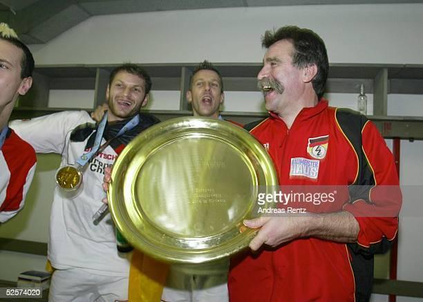 Trainer Heiner BRAND 01.02.04.
