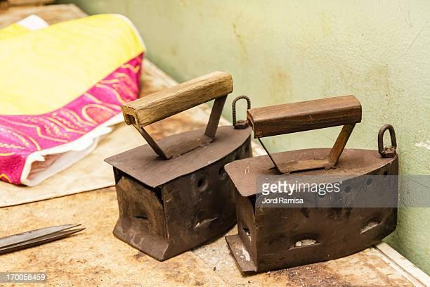 Handcrafted ironing