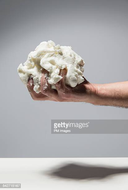 Handful of fat
