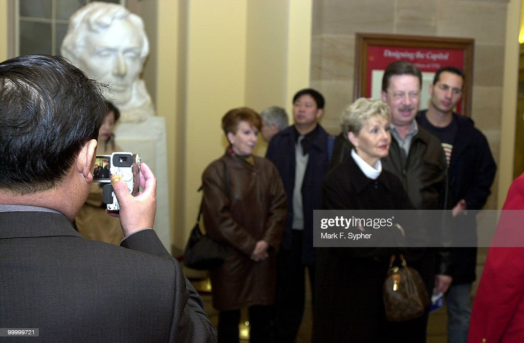 Tourists : News Photo