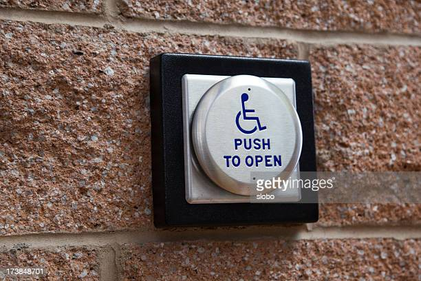 handicap access - disabled access stock photos and pictures