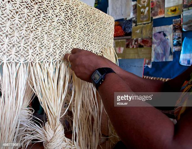 handicraft - barreirinhas stock pictures, royalty-free photos & images