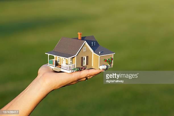 Weiterleitung von einem Haus