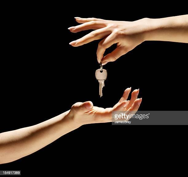 Confier la clé
