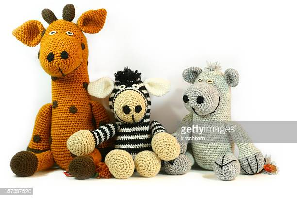 handmade cuddly toys - stuffed toy stock pictures, royalty-free photos & images