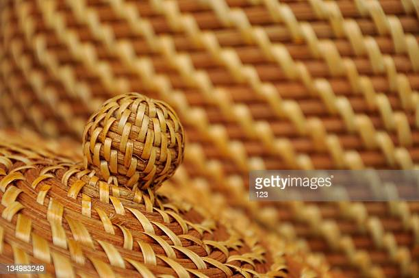Handmade rattan