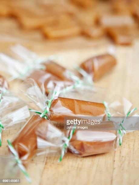 handmade toffee - caramelo de manteiga comida doce imagens e fotografias de stock
