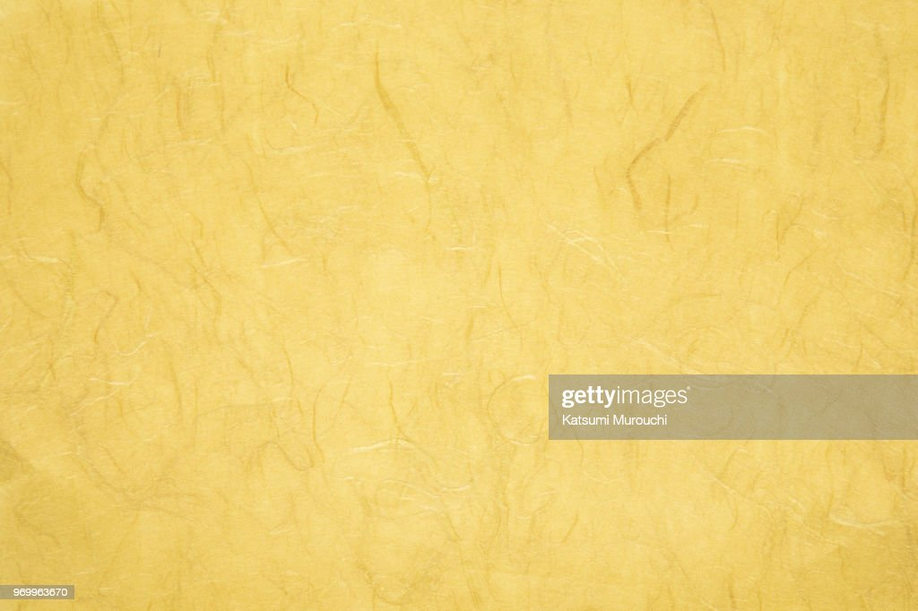 Handmade Washi paper texture background : Stock Photo