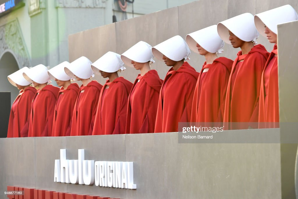 "Premiere Of Hulu's ""The Handmaid's Tale"" Season 2 - Arrivals"