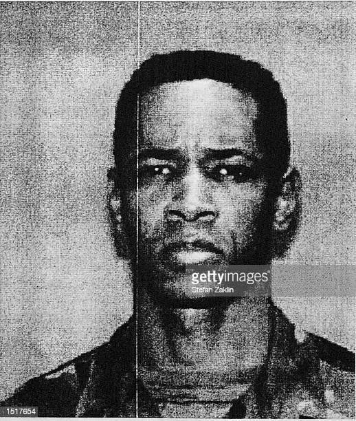 Handout image of John Allen Williams, also known as John Allen Mohammed, is seen on October 24, 2002 in Rockville, Maryland. Montgomery County Police...