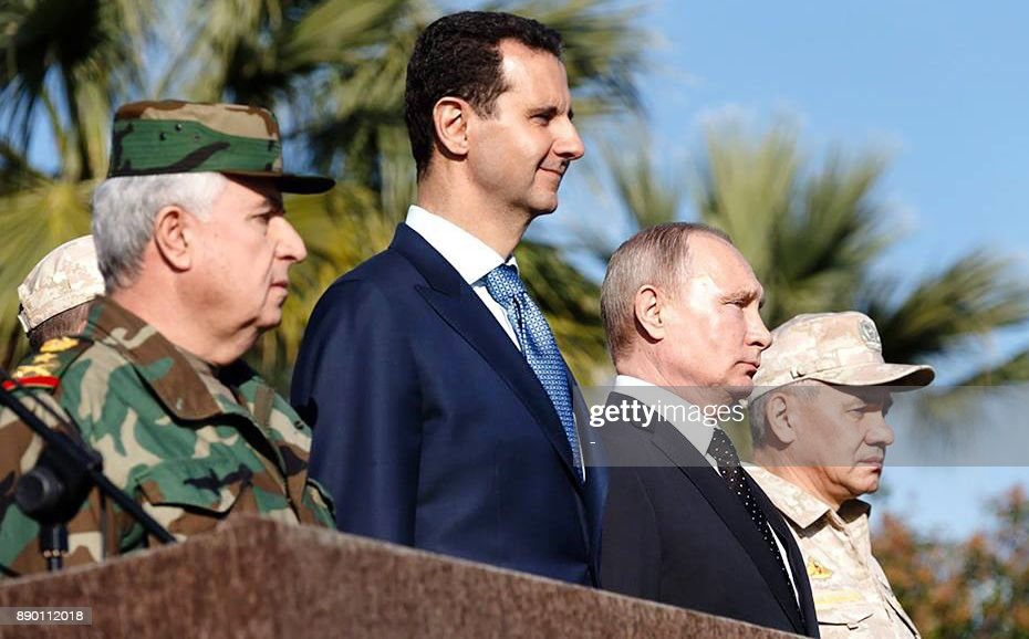 SYRIA-RUSSIA-DIPLOMACY-CONFLICT : News Photo