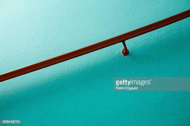 Handrail In An Office Sweden