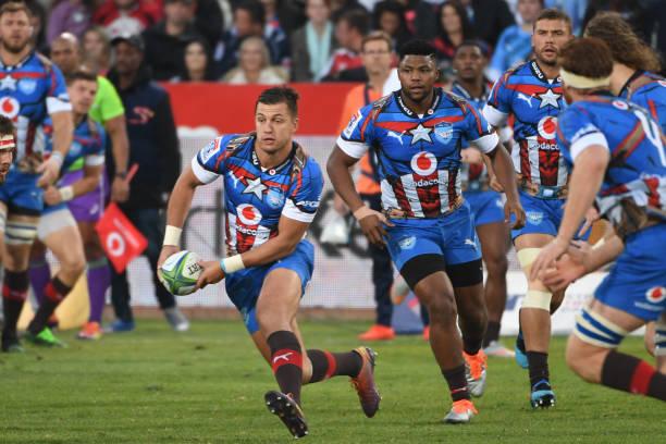 ZAF: Super Rugby Rd 18 - Bulls v Lions