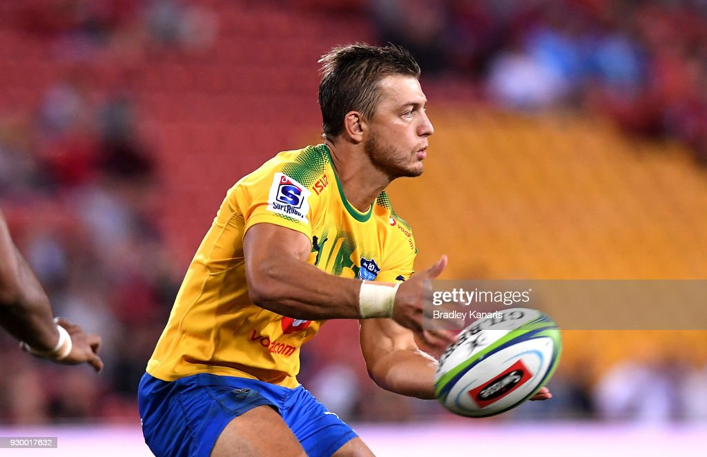 Super Rugby Rd 4 - Reds v Bulls : News Photo