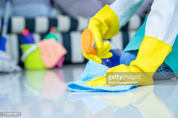 hands cleaning wash the floors - maid stock pictures, royalty-free photos & images