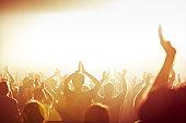 Hands in Worship