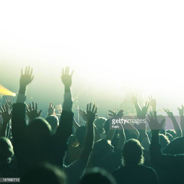 hands in worship - praying hands stock pictures, royalty-free photos & images