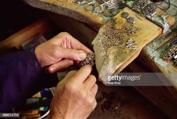 Hands of a Jeweler