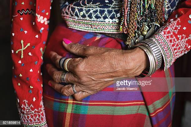 Hands of B'laan Women