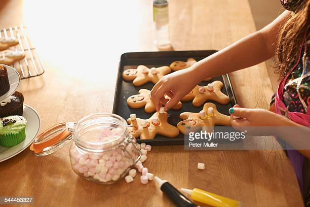 Gingerbread man house stock photos and pictures getty images - Mens kitchen decor ...