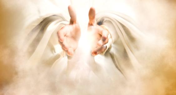 Hands of God 157377707