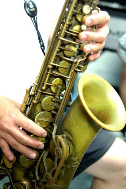 Hands of Musician
