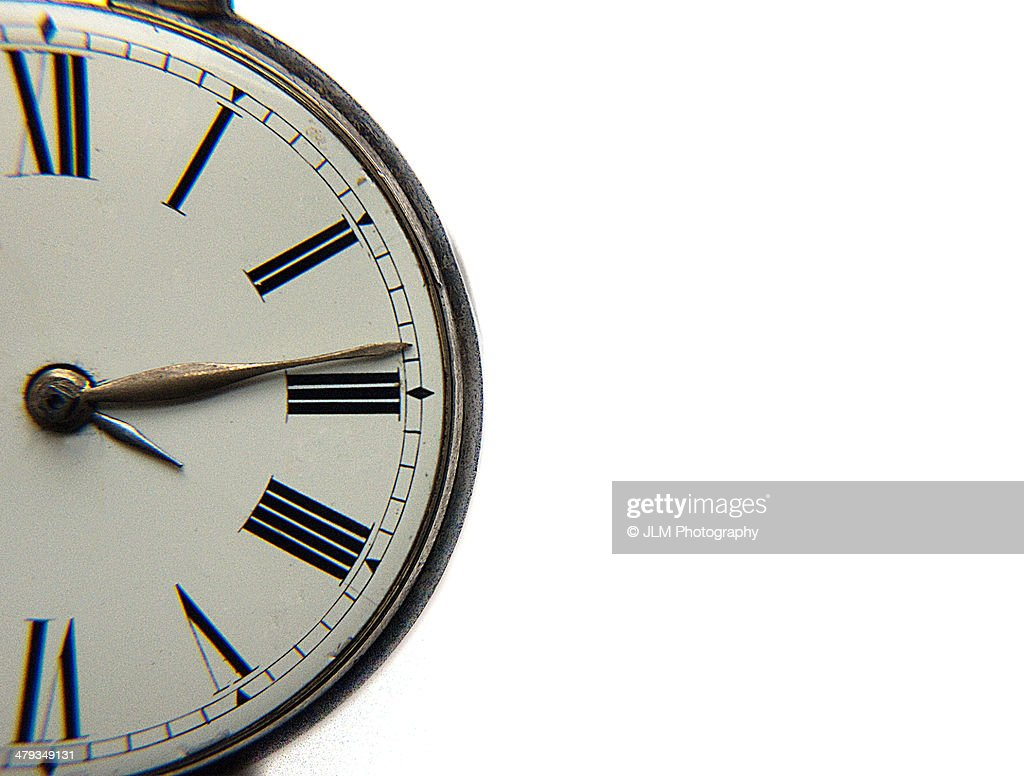 Hands of Time : Stock Photo