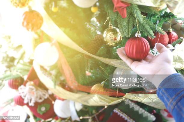 Hands On Christmas Tree Bauble