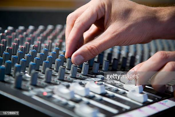 Hands on Soundboard