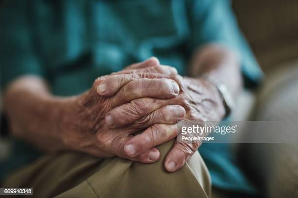 Hands really do tell a story