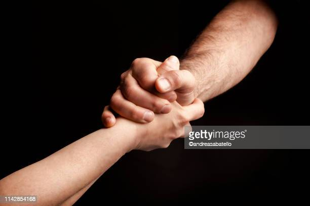 hands shake - clip art stock pictures, royalty-free photos & images