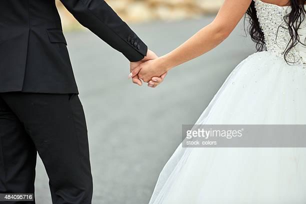 hands together forever