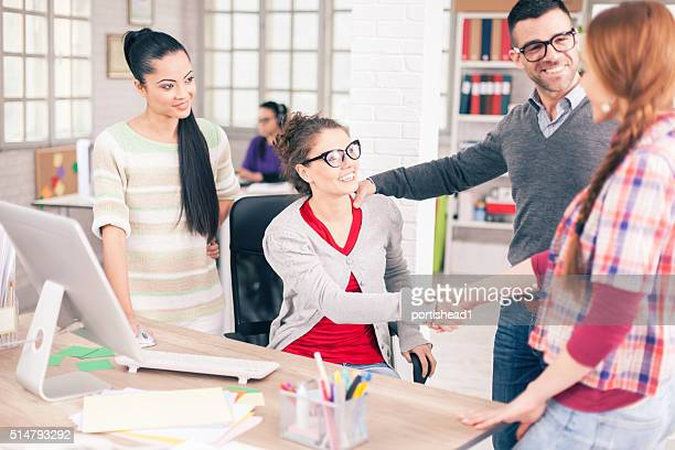 handshake - recruiter stock pictures, royalty-free photos & images