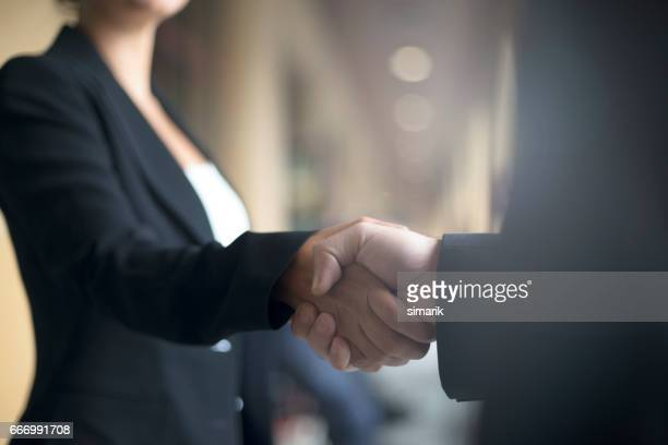 handshake - corporate business stock pictures, royalty-free photos & images