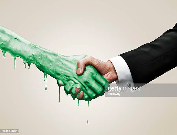 handshakes - toxin stock pictures, royalty-free photos & images