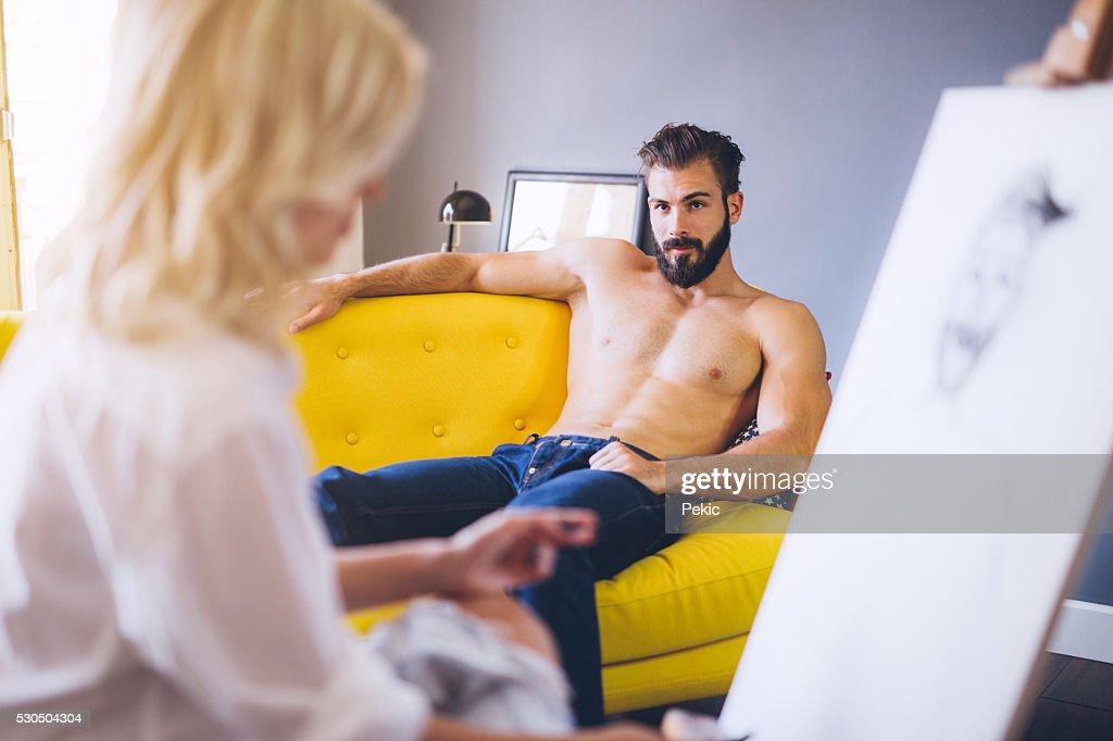 sexy noir Nude pics